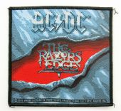 AC/DC - 'The Razors Edge' Woven Patch